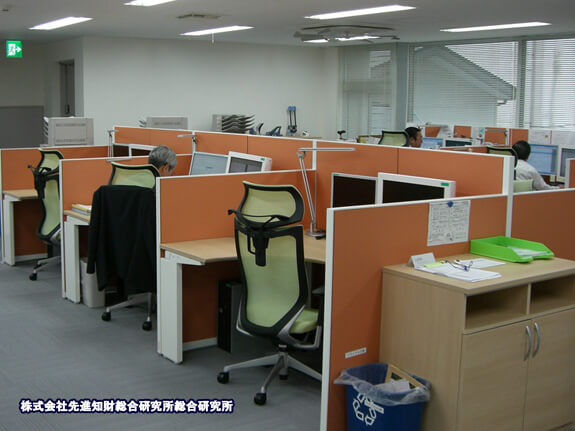 フロア増床  より快適な勤務環境を提供