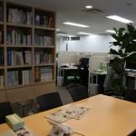 東京本社 2階オフィス増設