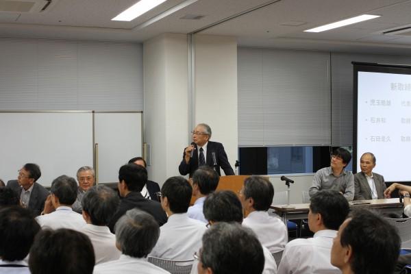 社員総会を開催